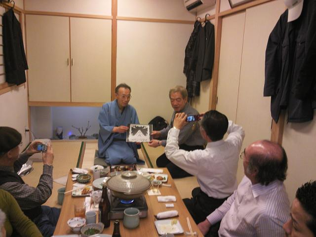 You are browsing images from the article: Shihan in Japan 2010