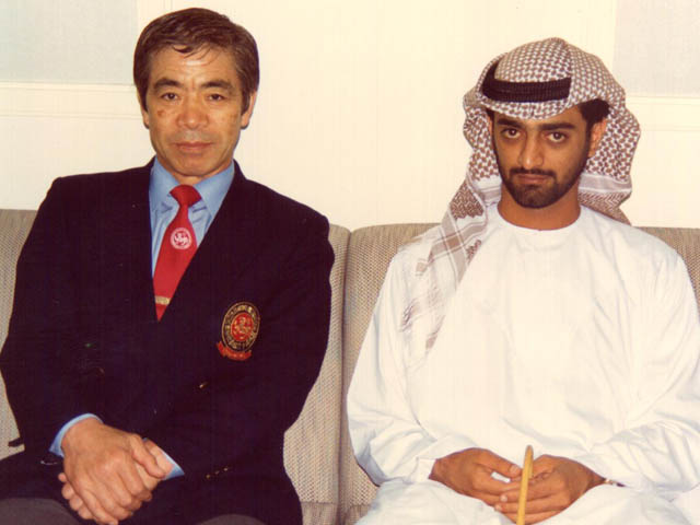 You are browsing images from the article: Kancho in UAE (1993)