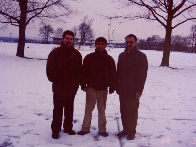 You are browsing images from the article: Shihan in Zurich 1993